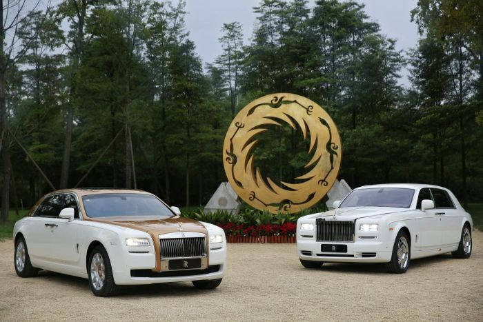 ROLLS-ROYCE MOTOR CARS CEO OBSERVES STRONG GROWTH ACROSS ASIA