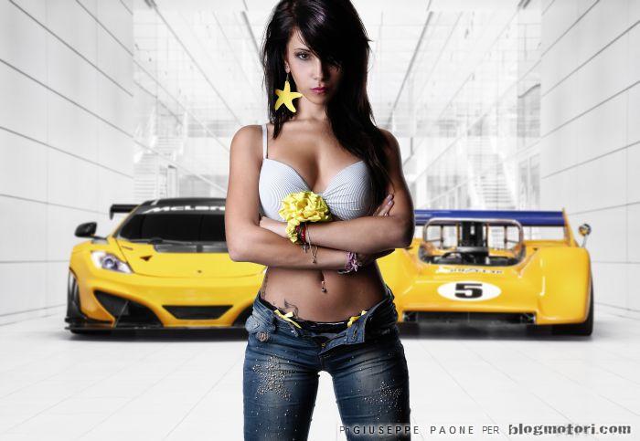 Scatti d'auto(re) di Giuseppe Paone, un progetto fotografico realizzato per BlogMotori.com