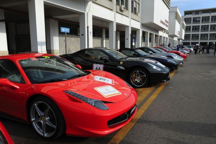 Targa Florio Classic e Ferrari Tribute to Targa Florio 2013  giornata finale di gara 02