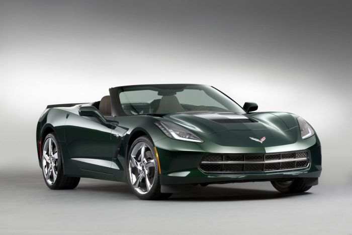 2014 Corvette Stingray Premiere Edition Convertible 01