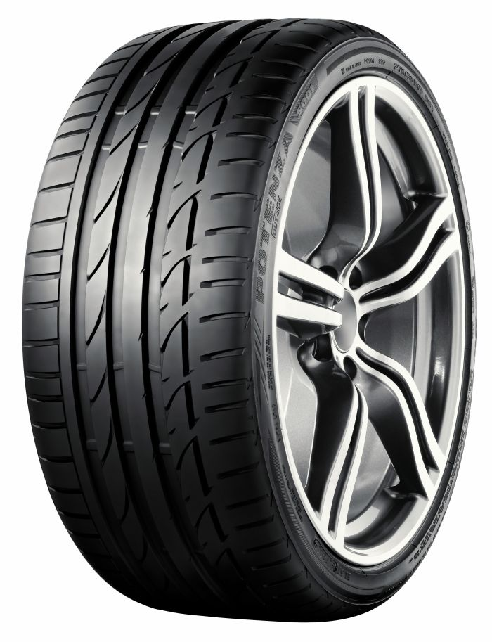 Bridgestone Potenza S001 per Mercedes-Benz Classe S