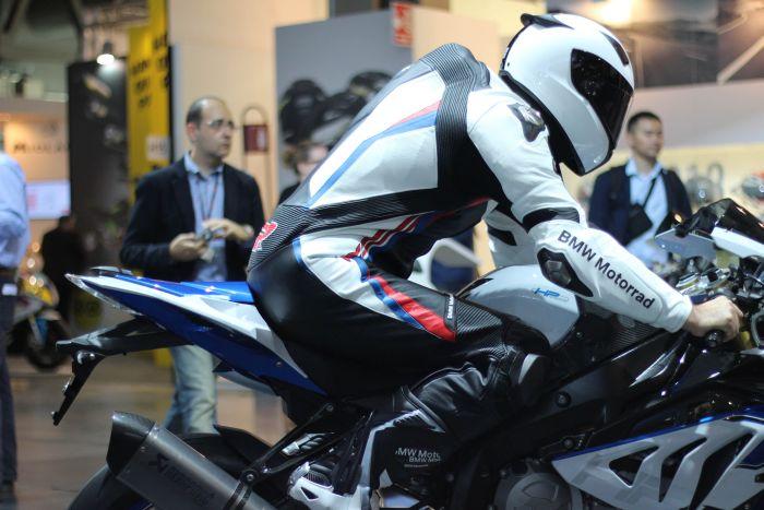 Dainese e BMW insieme per la sicurezza dei motociclisti