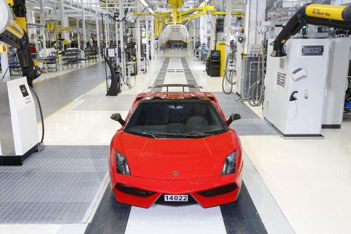 Gallardo addio alla più venduta super sportiva di Lamborghini