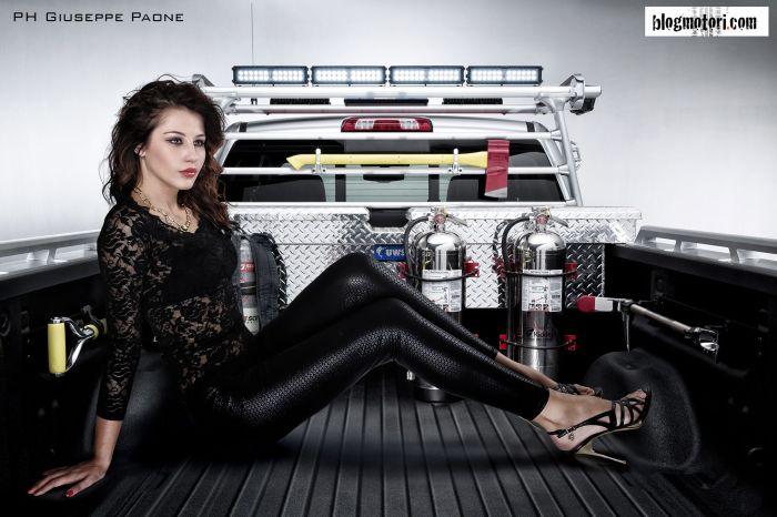 Scatti d'auto(re): Ionela Iuliana fotografata da Giuseppe Paone