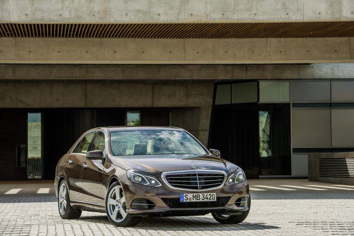Mercedes-Benz Classe E BlueTEC Hybrid: la proveremo a Modena