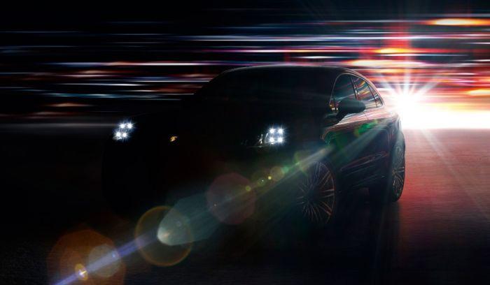 Porsche Macan: il nuovo compact SUV sarà svelato a Los Angeles
