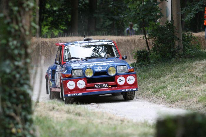 Audi Sport quattro S1, Renault 5 Maxi Turbo e tanto altro ancora!