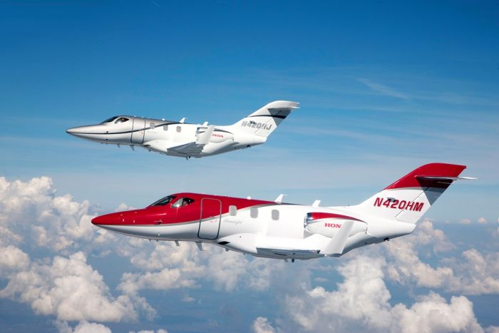 HondaJet achieves FAA Type Inspection Authorisation