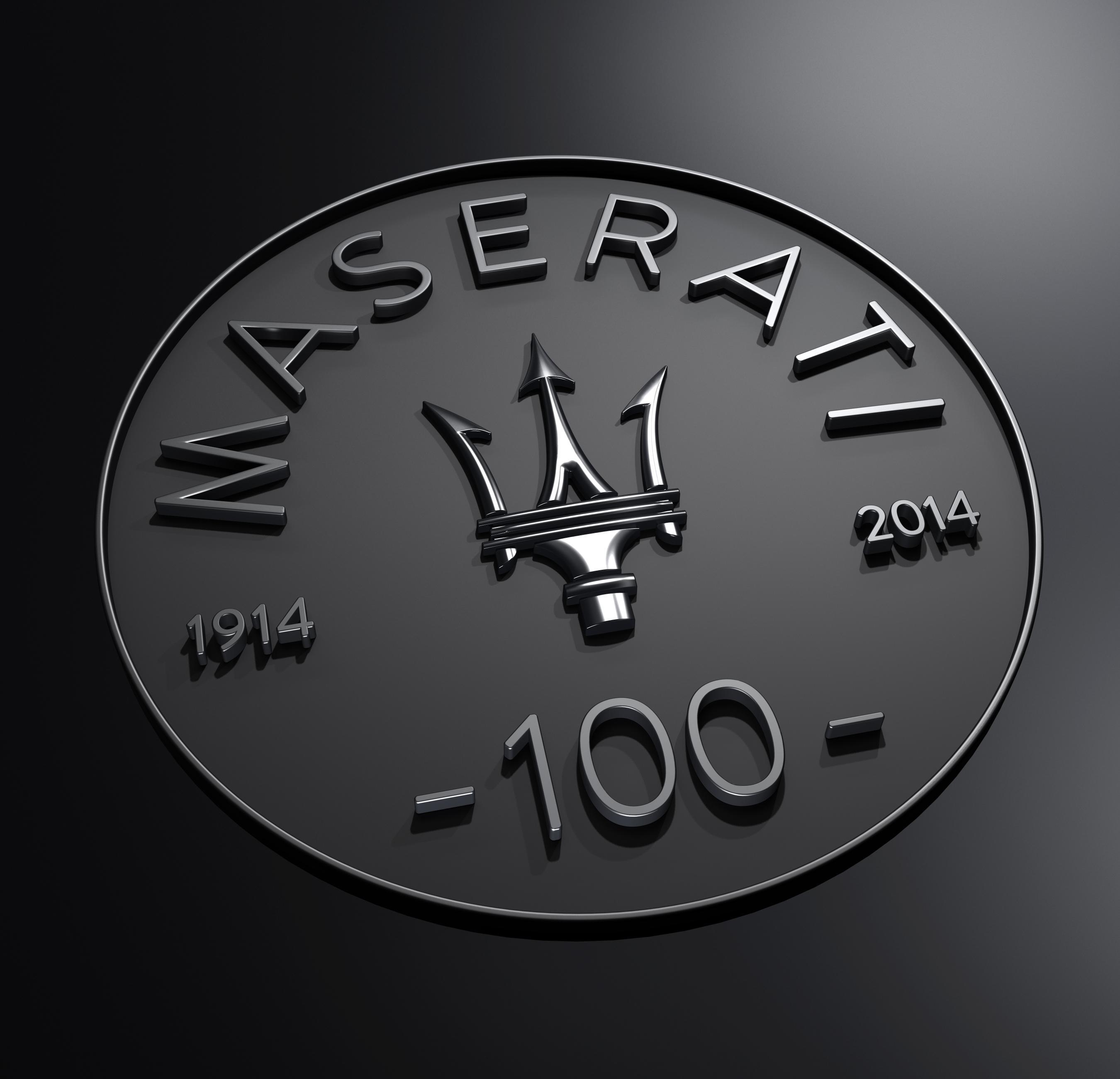 I primi 100 anni di Maserati