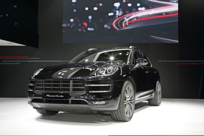 Intensamente Porsche con la Macan in una nuova era digitale