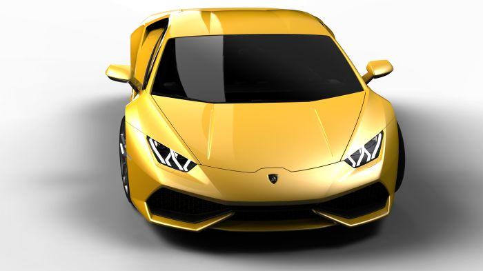 Ecco la nuova Lamborghini Huracán LP 610-4