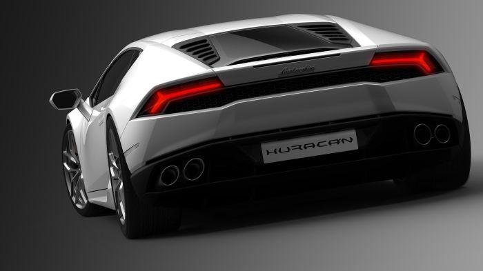 Lamborghini Huracán LP 610-4 10