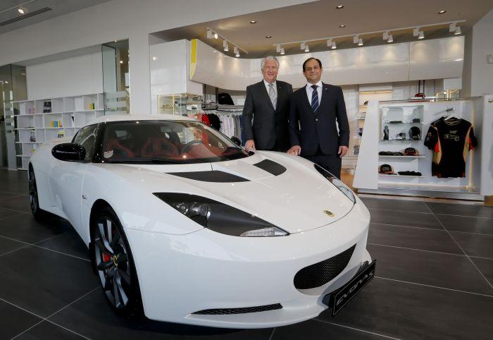Offical Opening of Lotus Dubai 01
