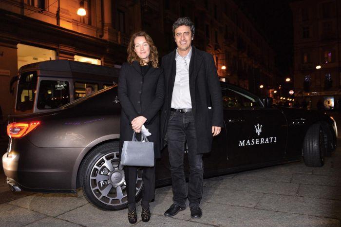 Maserati al fianco del nuovo cinema premiato a Torino