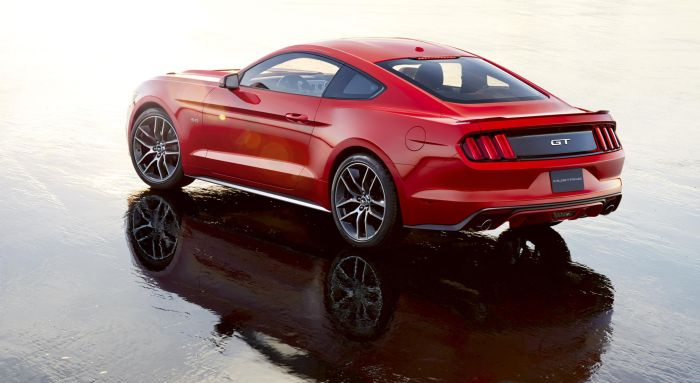 The All-New Ford Mustang 02