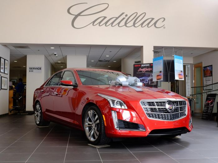 Cadillac ends 2013 as Fastest-Growing Full-Line Luxury Brand