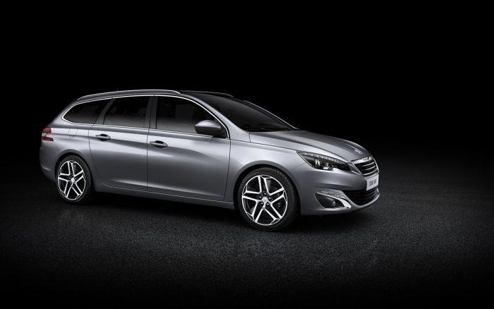 Ginevra 2014: nuova Peugeot 308 SW