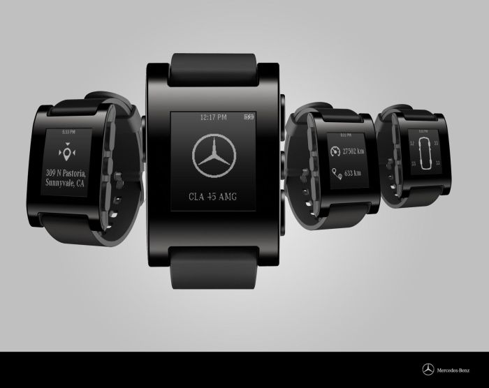 Intelligent connectivity: at CES Mercedes-Benz gives a glimpse of the future