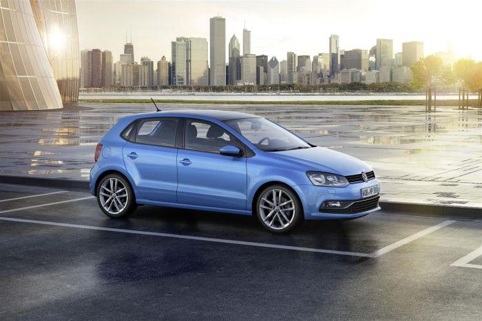 Ecco la nuova generazione della Volkswagen Polo. Le immagine dell'edizione 2014