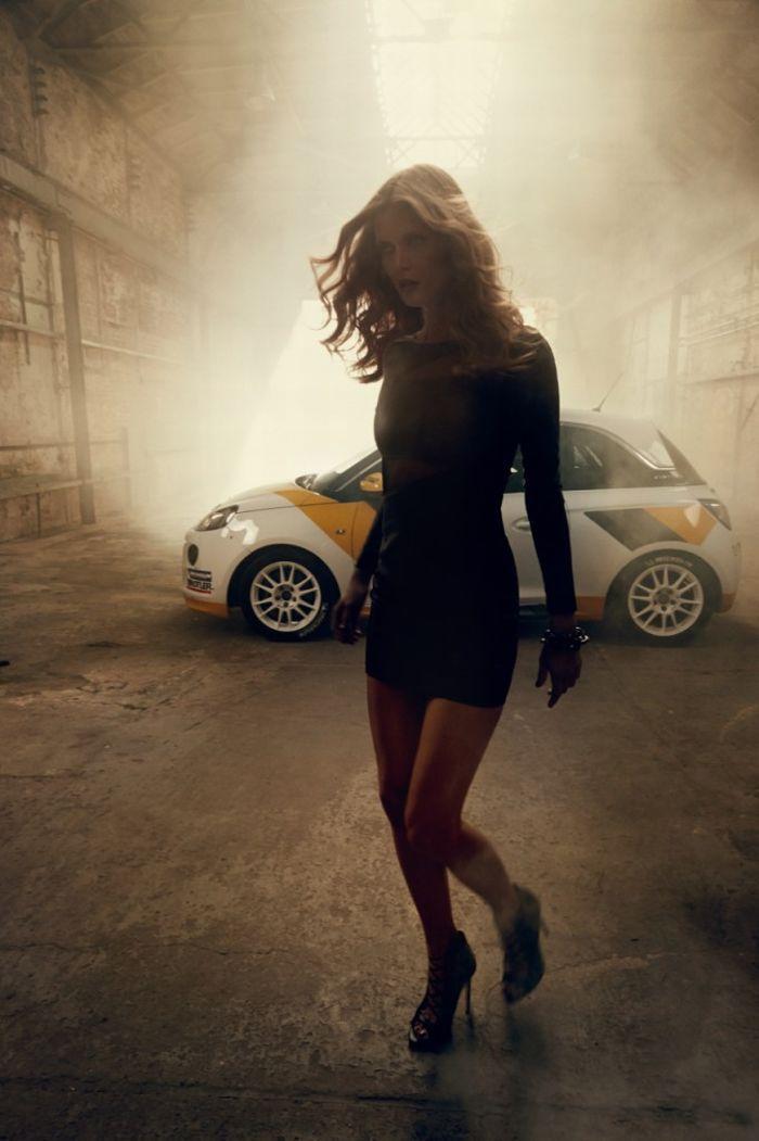 Opel Adam fotografata da Bryan Adams 02