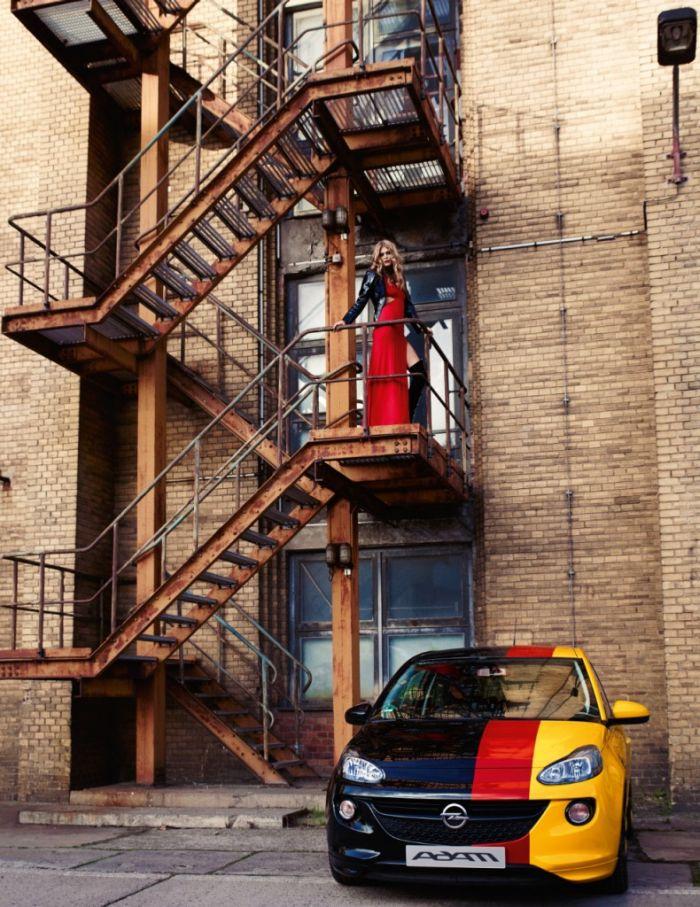 Opel Adam fotografata da Bryan Adams 04