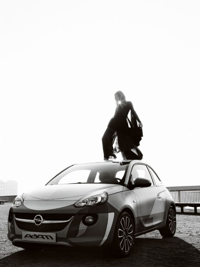 Opel Adam fotografata da Bryan Adams 07