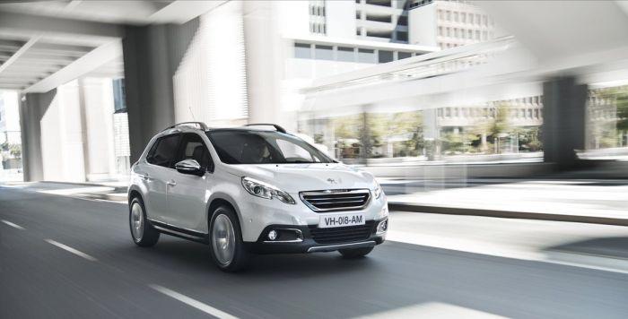 Peugeot Italia cresce in un mercato 2013 in ribasso
