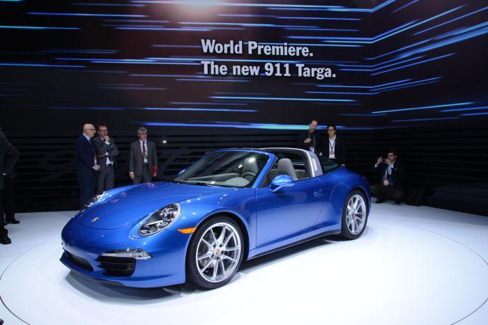 Porsche 911 Targa 2014 01