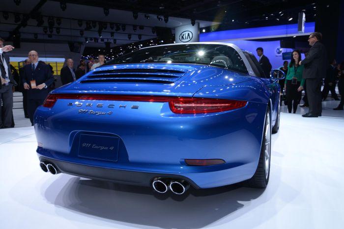 Porsche 911 Targa 2014 09