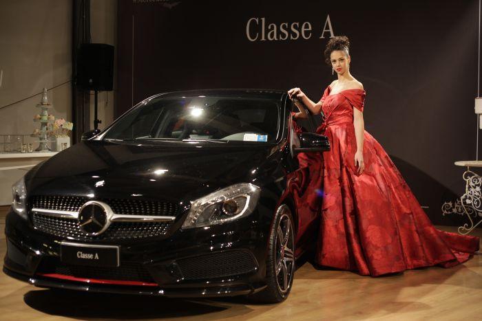 C'è sempre un'anima gemella nella gamma Mercedes