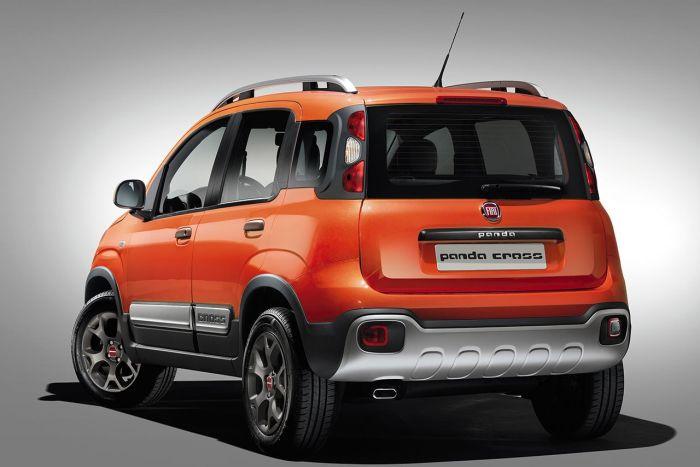 Fiat Panda Cross e Fiat Freemont Cross a Ginevra