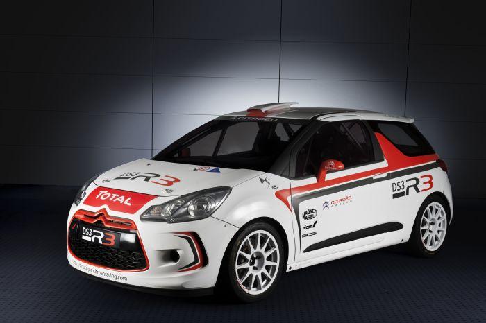 La Citroën DS3 R3 2014 sarà protagonista del Rally Targa Florio (9-11 maggio)