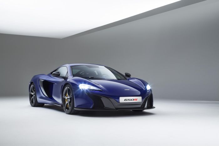 The McLaren 650S will offer the widest breadth of capabilities of any supercar
