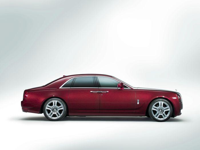 A Ginevra la nuova Rolls-Royce Ghost Serie II 02