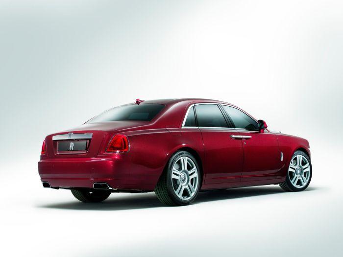 A Ginevra la nuova Rolls-Royce Ghost Serie II 03