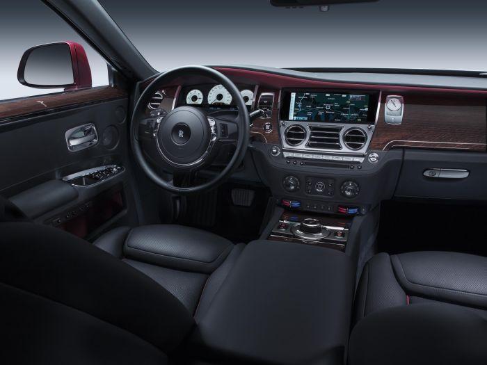 A Ginevra la nuova Rolls-Royce Ghost Serie II 04