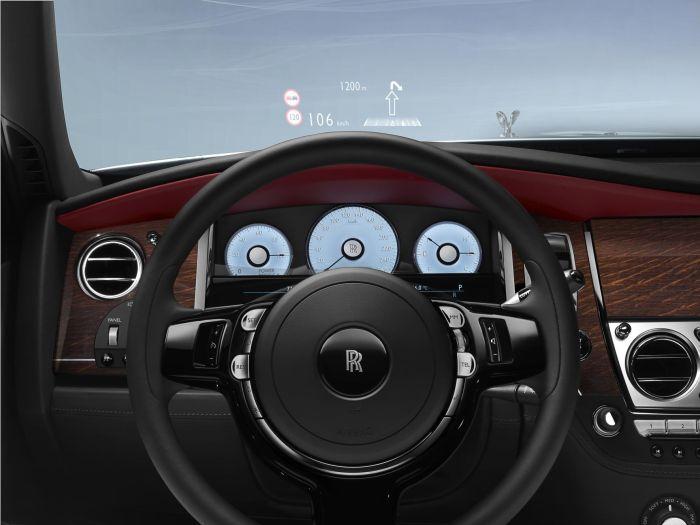 A Ginevra la nuova Rolls-Royce Ghost Serie II 05