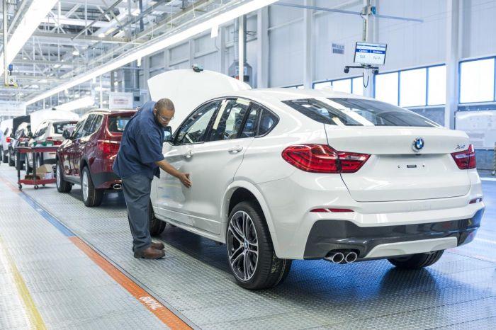 BMW: dalla nuova X4 all'X7 passando per la X5 plug-in hybrid