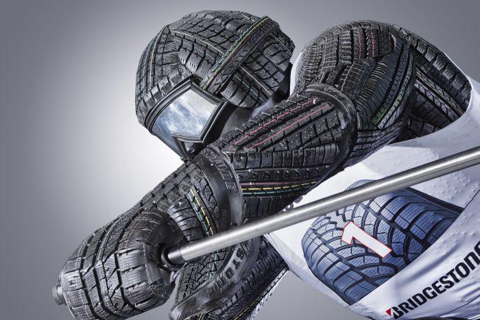 Bridgestone e FIS Audi Ski World Cup 2013/14 una sponsorship con grip