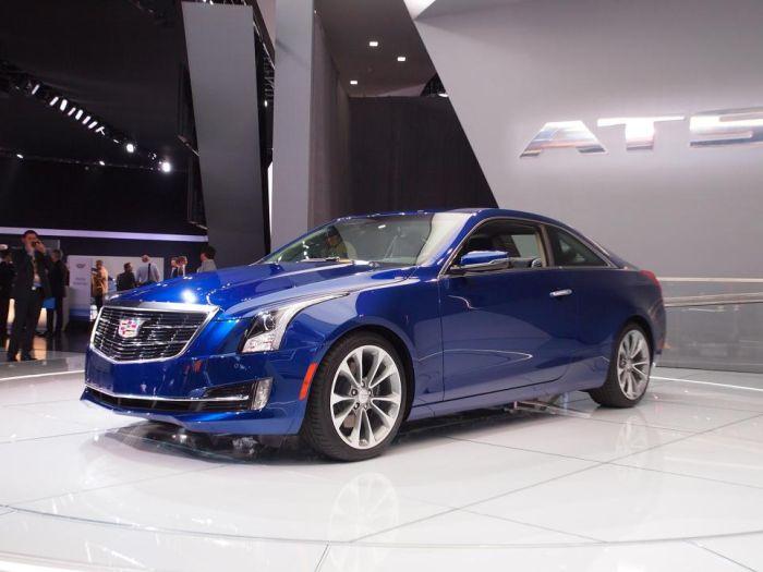 Cadillac Nuova Business Strategy Per L Europa Le