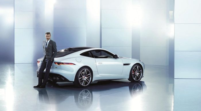 Jaguar announces David Beckham as brand ambassador for China