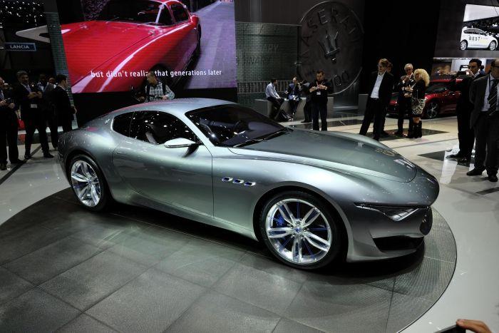 Maserati Alfieri 1