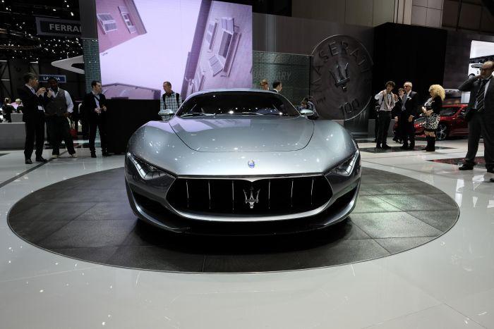 Maserati Alfieri: il DNA del Brand sintetizzato in un concept