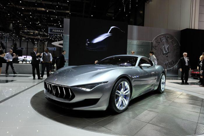 Maserati Alfieri 4