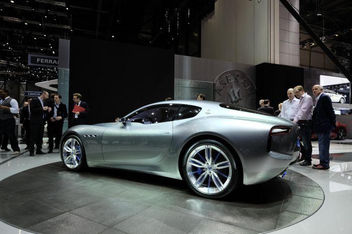 Maserati Alfieri 6