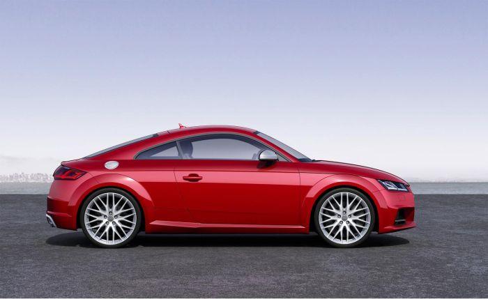 Nuova Audi TT TTS 2014 02