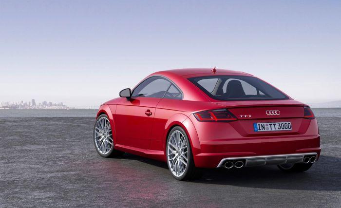 Nuova Audi TT TTS 2014 04