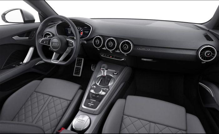 Nuova Audi TT TTS 2014 06