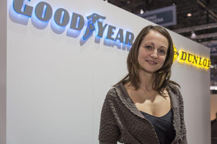 Paola Baravalle è il nuovo direttore comunicazione di Goodyear Dunlop Tires Italia e Grecia
