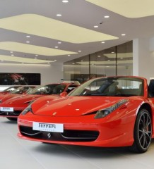 Photo Credit: Lancaster Ferrari Colchester